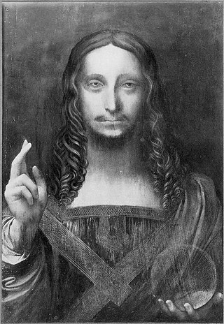 320px-Leonardo_da_Vinci,_Salvator_Mundi_before_restoration_(black_and_white),_Cook_Collection